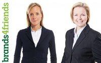 Weibliche Team-Verstärkung bei Brands4Friends