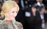 Les vitrines de Noël du Printemps inaugurées par Nicole Kidman