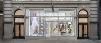 Michael Kors ouvre son plus grand flagship au monde