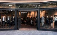 AllSaints inaugura su primera tienda en México
