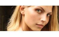 Karlina Caune newest face of Elizabeth Arden