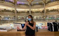 Parisian department store Galeries Lafayette Haussmann launches personalised remote shopping