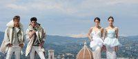 Scervino incanta Firenze da Forte Belvedere