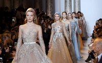 Haute couture: Elie Saab celebrates 'The Birth of Light'