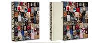 Livro sobre a grife Valentino é lançado no Brasil