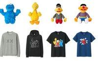 Компания Uniqlo выпустила вторую коллекцию Kaws x Sesame Street UT