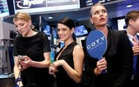 Coty profit and sales beat as acquisitions pay off, shares rise