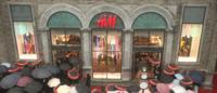 H&Mグループ、10月売上高は14%増