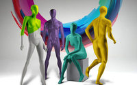 Morplan launches mannequins in wider colour range