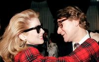 French actress Deneuve to auction off personal YSL collection