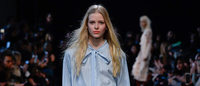 Rochas' winter garden blooms at Paris Fashion Week