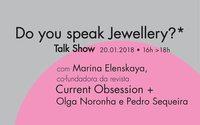 Galeria Reverso promove conversa sobre joalharia contemporânea