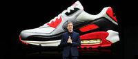 Nike выпустила первую самозашнуровывающуюся модель кроссовок
