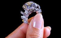 Diamanten von Adligen und Kurtisanen kommen unter den Hammer