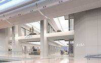 Zara estreia em Londres um novo formato físico para compras online
