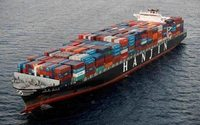 South Korea says Hanjin parent group support should cover offloading fees