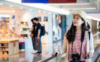 Le coronavirus atteint le commerce à Paris et dans les aéroports internationaux