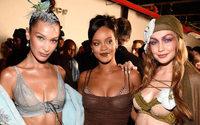 La lingerie de Rihanna, bouquet final à New York