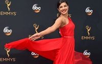 Emmys red carpet: red, black, yellow and gorgeous