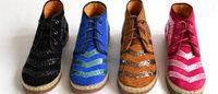 C.Petula s'associe au Hongkongais Belle pour une nouvelle ligne de chaussures