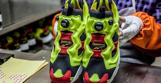 锐步、Puma等运动品牌在韩国推出无系带运动鞋