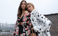 The Kooples boosts handbags strategy with Irina Shayk, Stella Maxwell, Zayn Malik