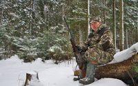 Николай Валуев стал лицом коллекции обуви для охотников и рыболовов