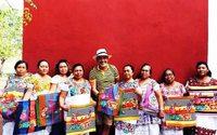 Christian Louboutin trabaja con artesanas mayas para su nueva colección