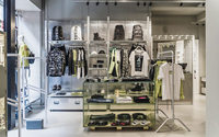 Diesel tweaks store design introducing more flexible omni-channel approach