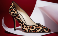 Karen Millen plans global footwear growth, links with Pentland