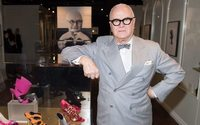'Art of Shoes' exhibition bites into Manolo Blahnik's 2017 profits