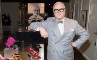 'Art of Shoes' exhibition bites into Manolo Blahnik's 2017 profits