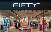 Fifty instala-se em Évora e Irún com novo conceito de loja