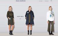 Piazza Sempione lancia lo store online e apre un monomarca a Milano