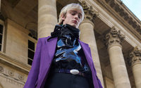 Givenchy: Nineties Brit rebels meet posh Parisians