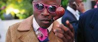 世界最貧国の男たちがなぜ?コンゴ発「サプール」の素顔知る写真集 日本語版で登場