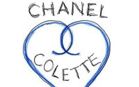Chanel leaves its mark on Colette's final weeks