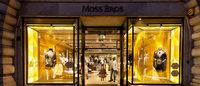 Moss Bros names Bennett Group Finance Director