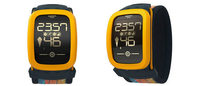 Swatch lança relógio com visor tátil para jogadores de vôlei