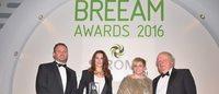 JLL получила две награды на международной премии BREEAM Awards