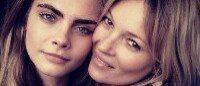 英模特首富Kate Moss个人资产涨至5500万英镑