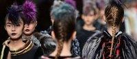Mode à Milan: l'hiver prochain sera glacial