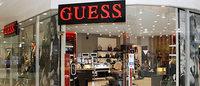Первый магазин Guess в Западной Украине