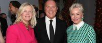 Майкл Корс получил награду McGovern-Dole Leadership Award