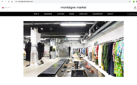 Le multimarque Montaigne Market inaugure son premier e-shop