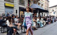 A Milan, la mode reprend vie