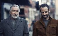 Zegna réunit Robert De Niro et Benjamin Millepied à New York