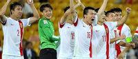 抄底中国足球正当时 阿迪为何低调