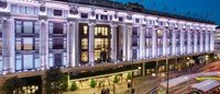 UK's Selfridges extends online Click & Collect order times