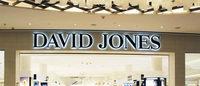 David Jones reveals management shakeup